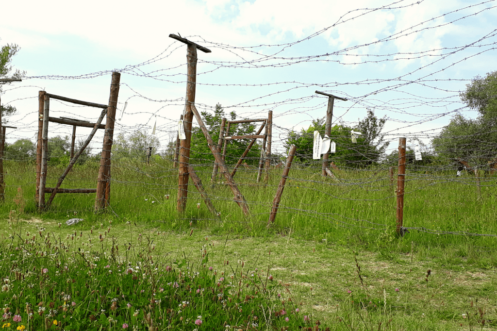DNV železná opona