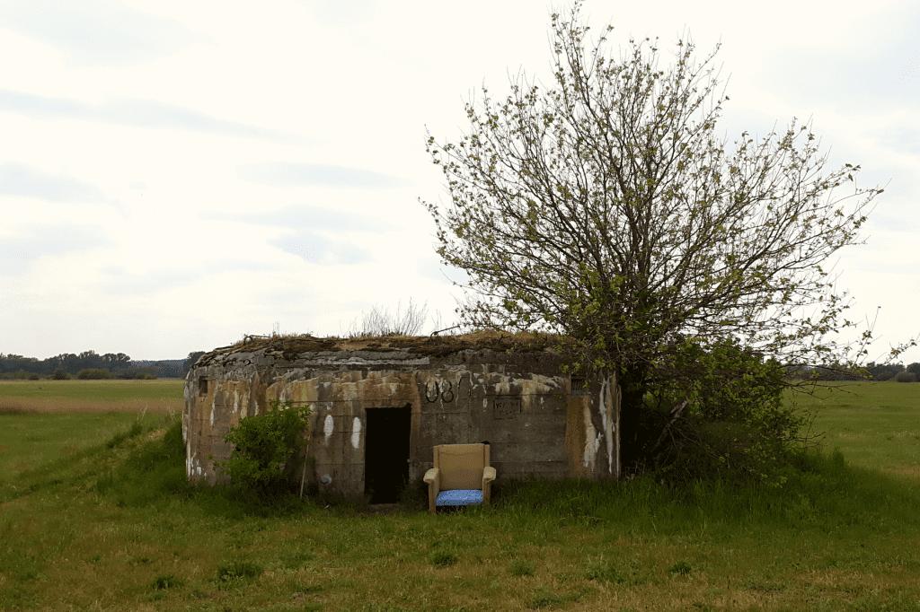 Devínske jazero bunker