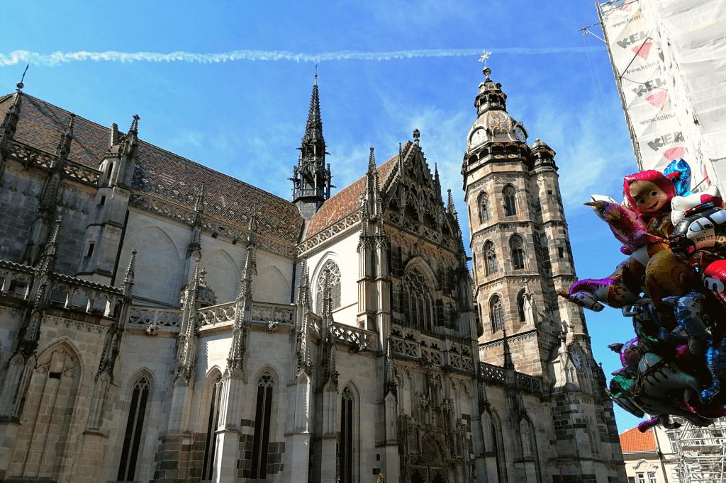 Košice Dóm sv. Alžbety
