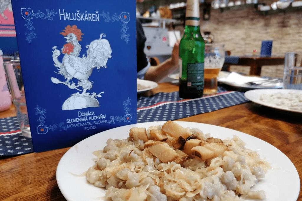 Košice Haluškáreň