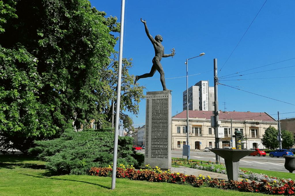 Košice Maratón mieru