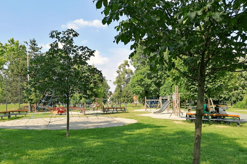 Košice Mestský park