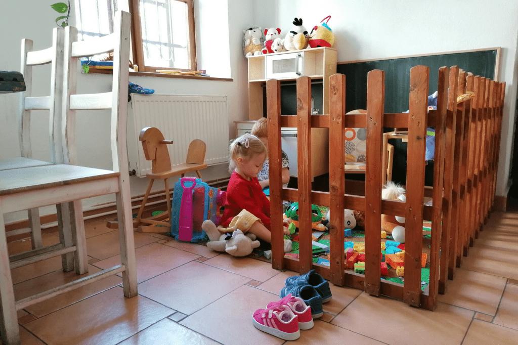 Košice Raňajkáreň Rozprávka kútik
