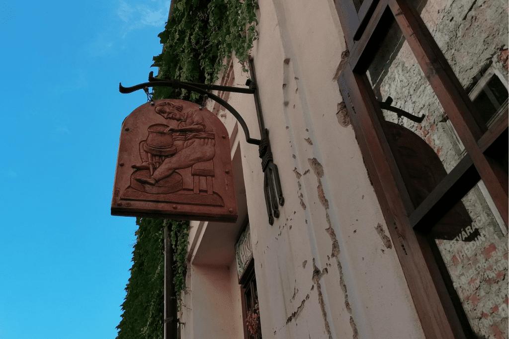 Košice Ulička remesiel
