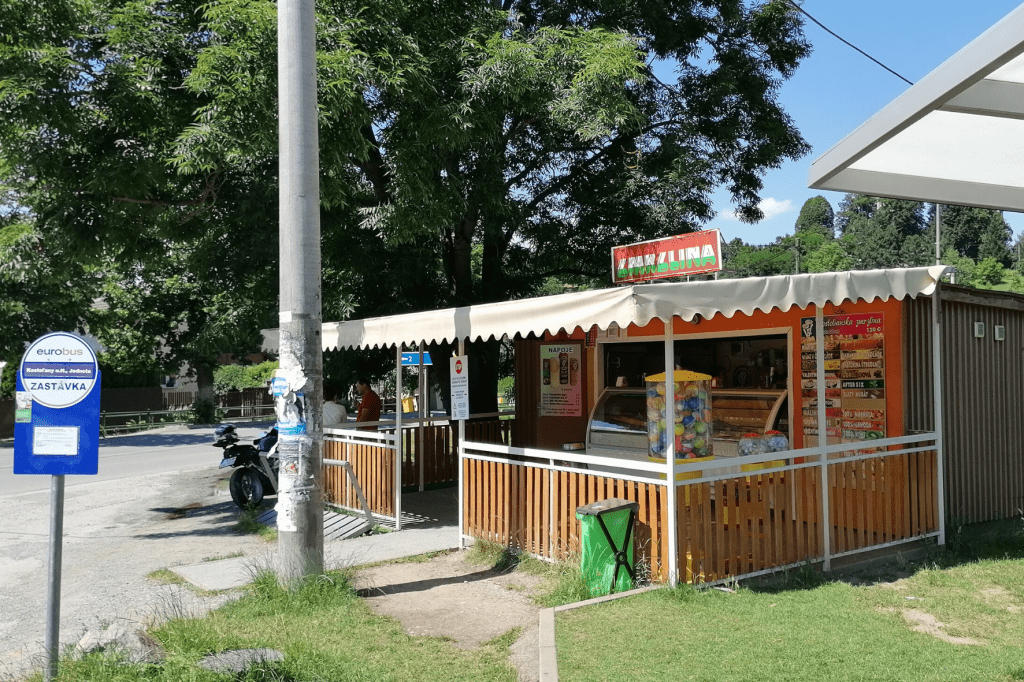 Kostoľany zmrzlina