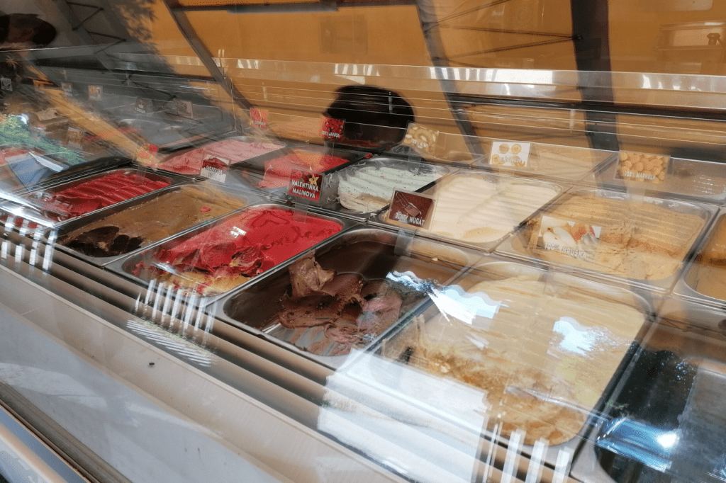 Kostoľany zmrzlina II