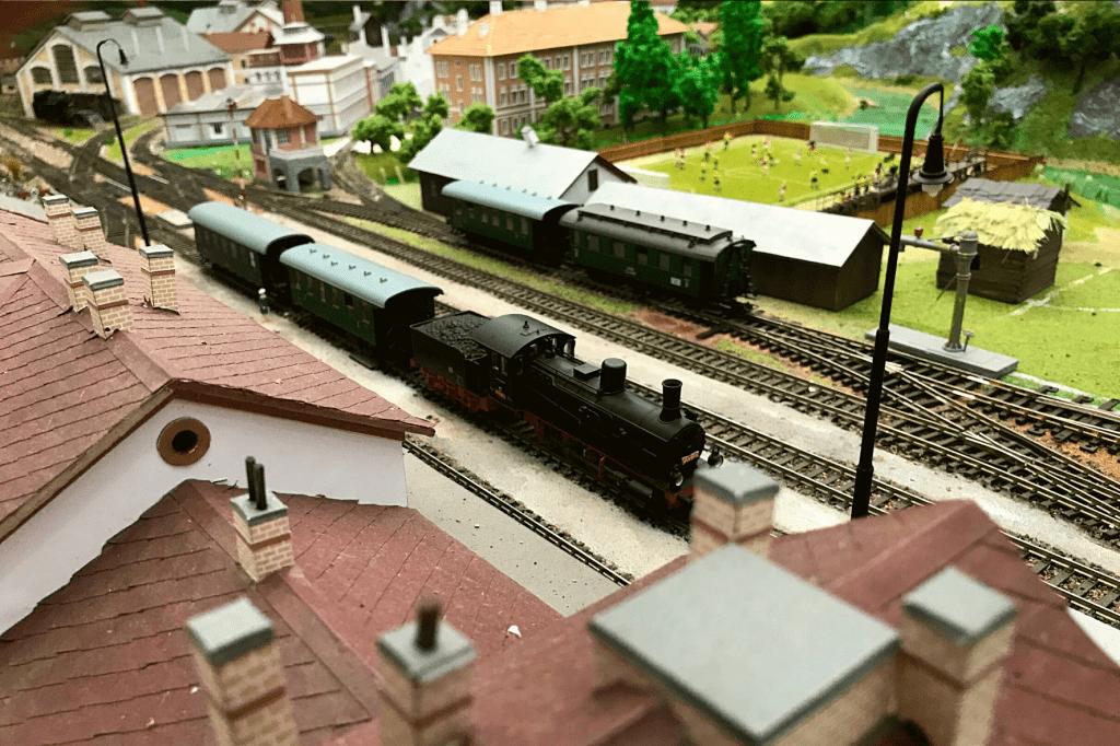 Rajecké Teplice Múzeum dopravy vlak