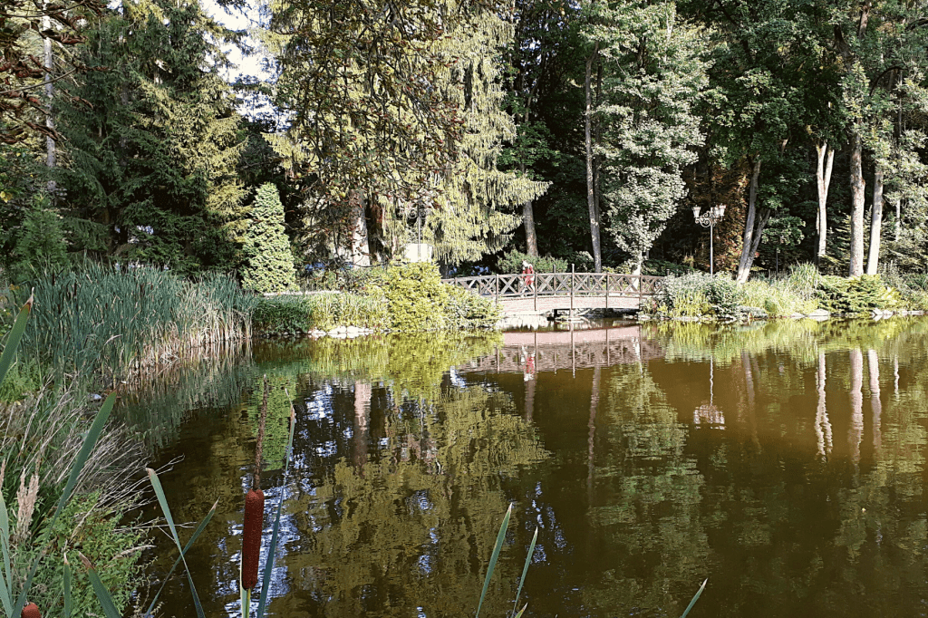 Rajecké Teplice park