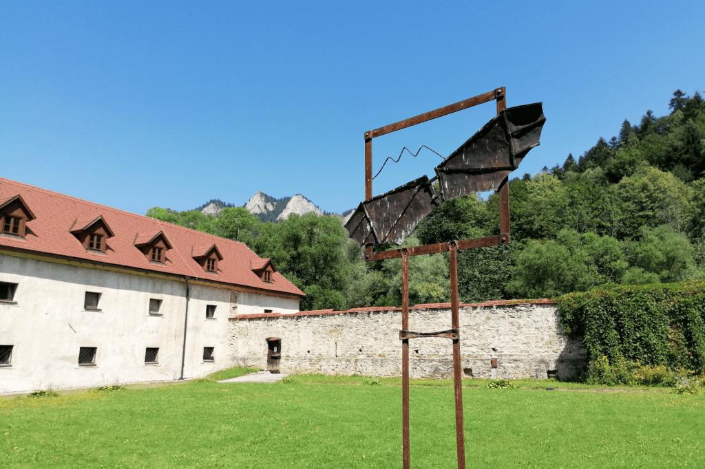 Červený kláštor Cyprián