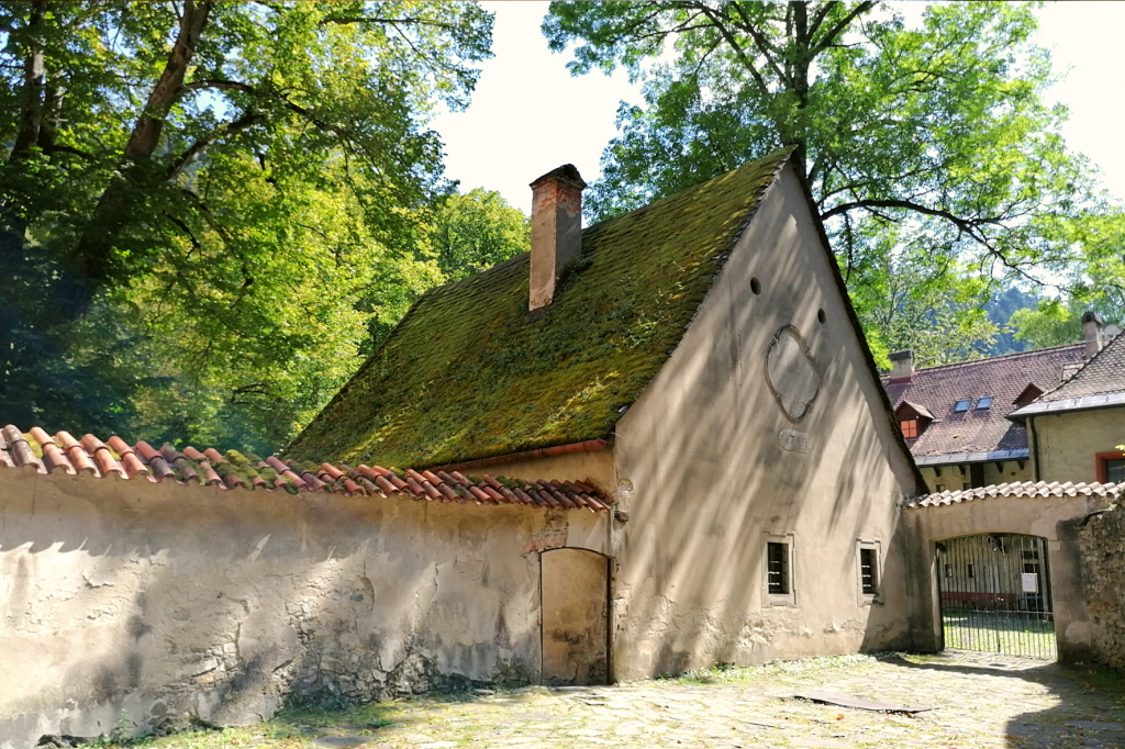 Červený kláštor kamaldulsky dom