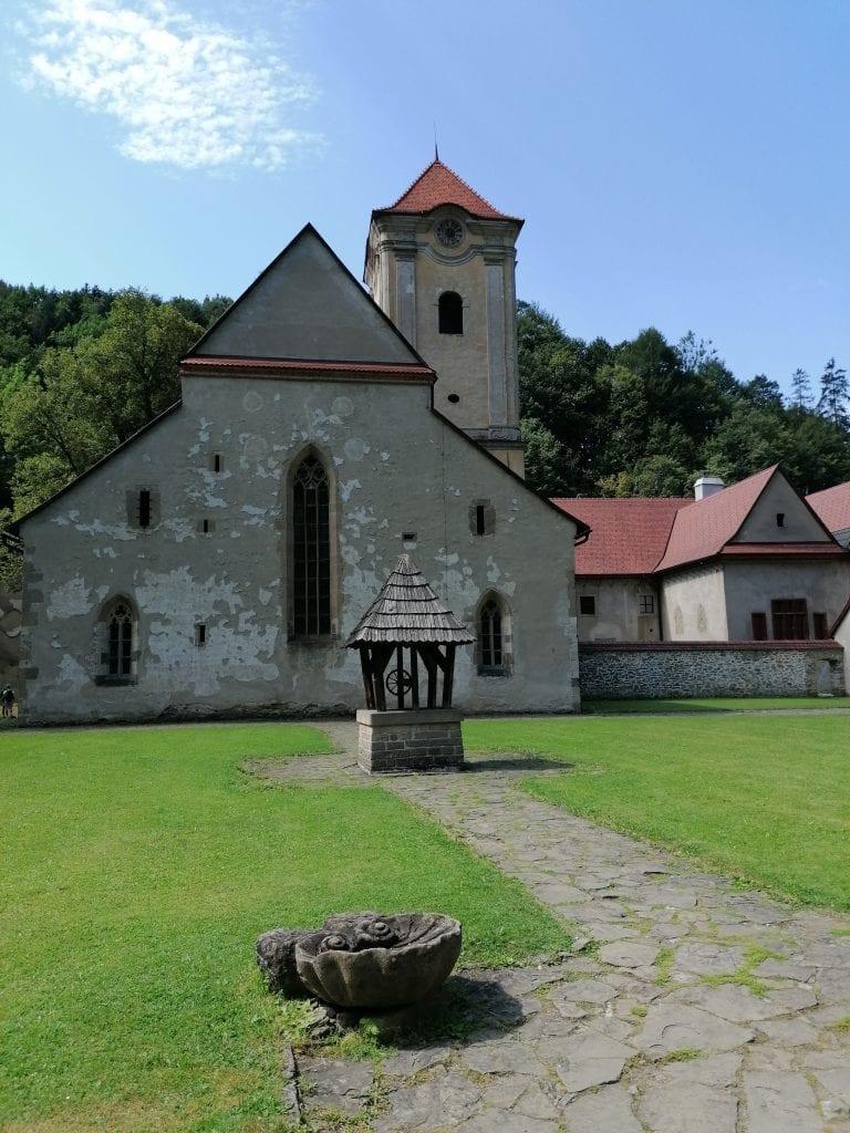 Červený kláštor kostol