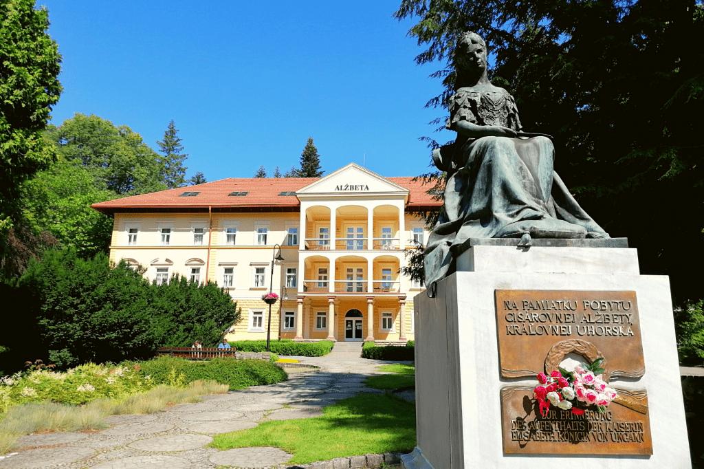 Bardejovské kúpele Alžbeta Sissi