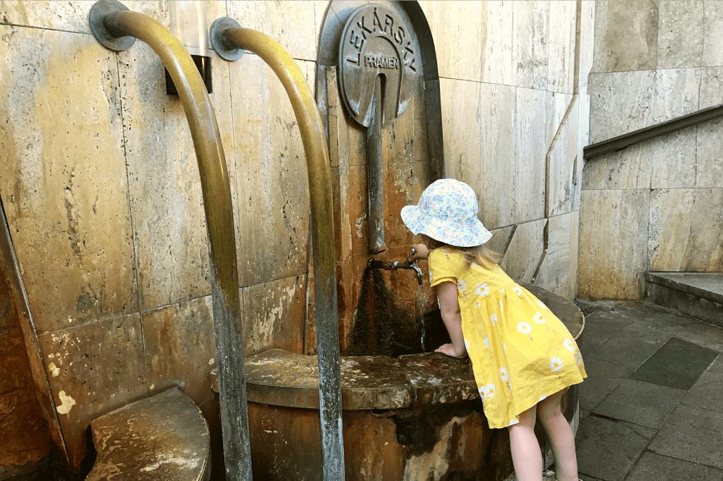 Bardejovské kúpele Lekársky prameň
