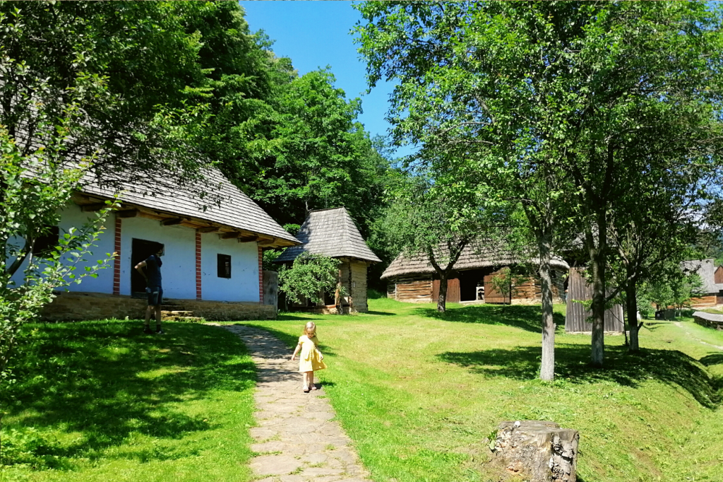 Bardejovské kúpele domčeky