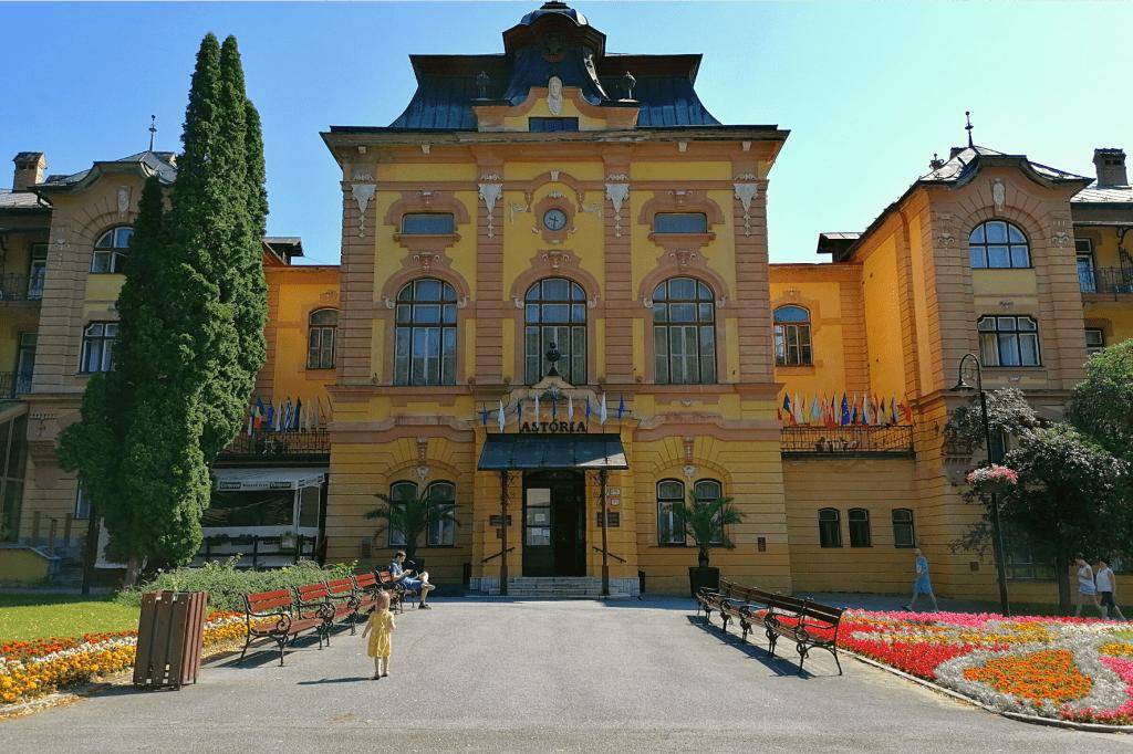 Bardejovské kúpele hotel
