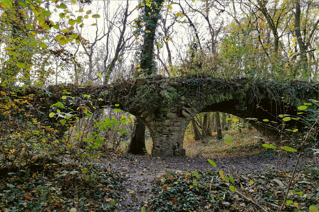 Jarovska Bazantica barokovy most