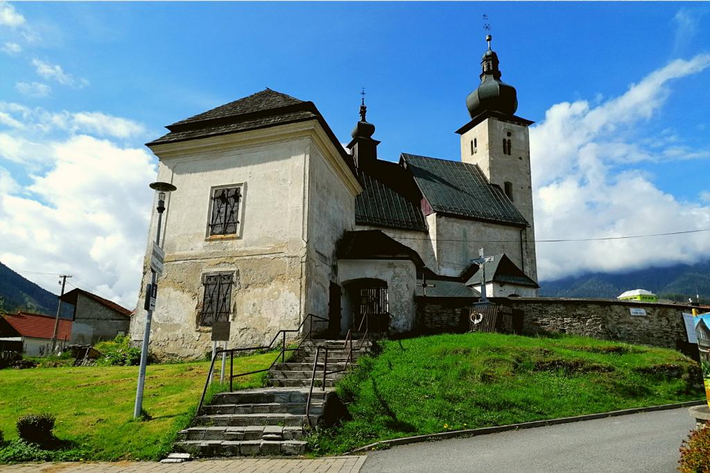 Liptovsky Jan kostol